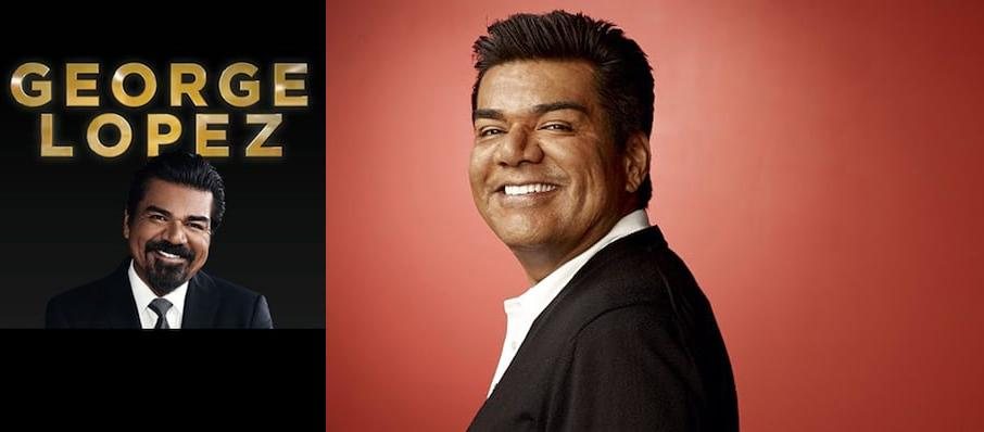 George Lopez at Hard Rock Event Center
