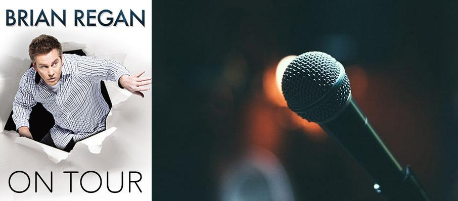Brian Regan at Au-Rene Theater