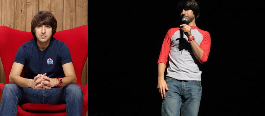 Demetri Martin at Parker Playhouse
