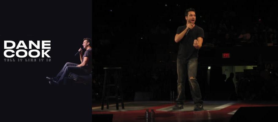 Dane Cook at Hard Rock Event Center
