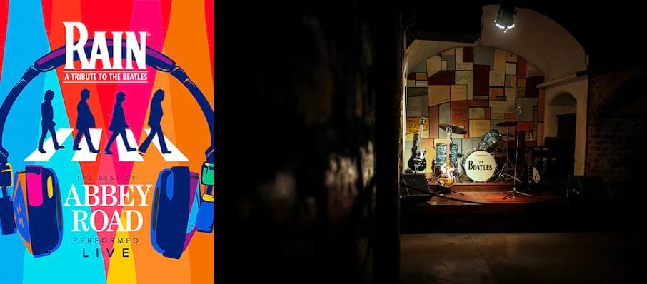 Rain - A Tribute to the Beatles at Great Hall