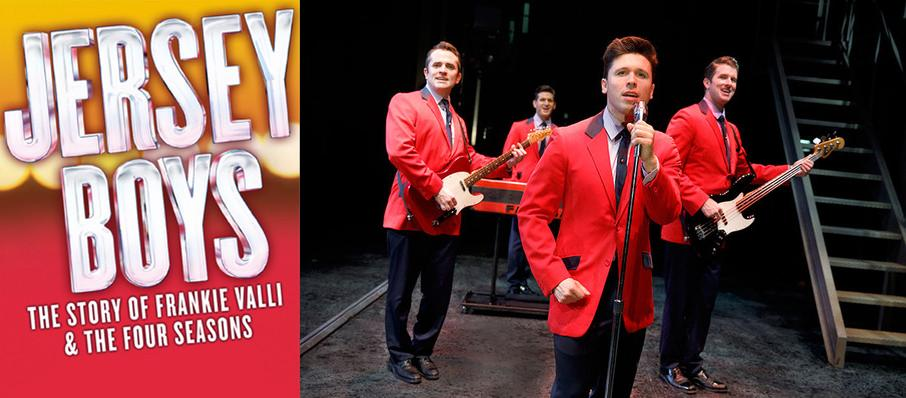 Jersey Boys at Coral Springs Center For The Arts