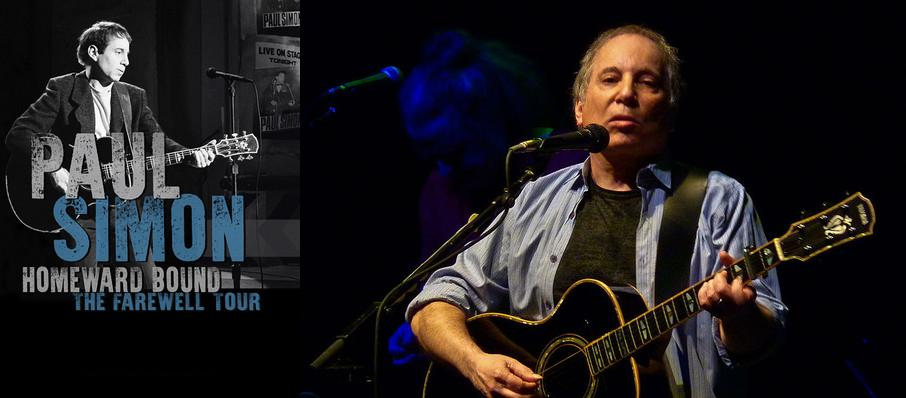 Paul Simon at BB&T Center