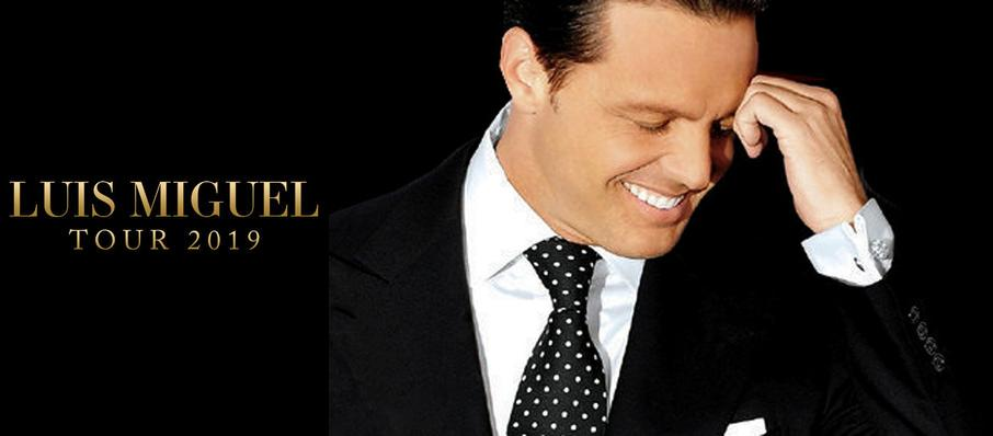 Luis Miguel at BB&T Center