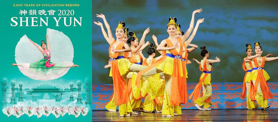 Shen Yun Performing Arts at Au-Rene Theater