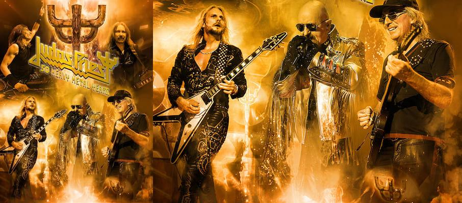 Judas Priest at Hard Rock Event Center