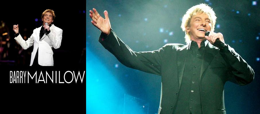 Barry Manilow at Hard Rock Live