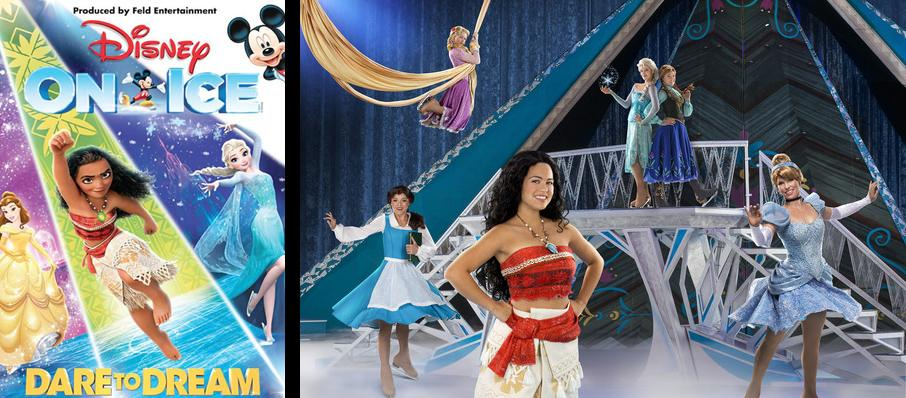 Disney On Ice: Dare To Dream at BB&T Center