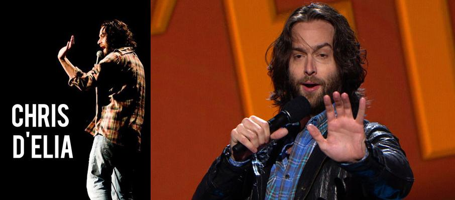 Chris D'Elia at Hard Rock Event Center