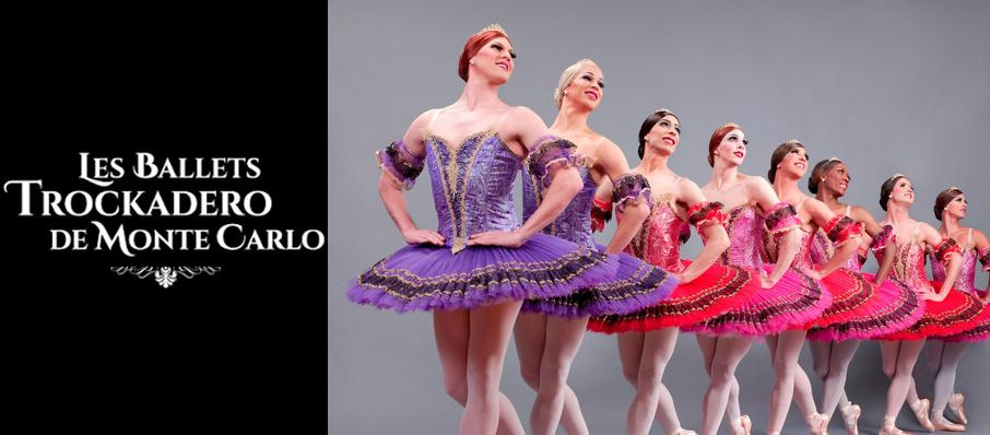 Les Ballets Trockadero De Monte Carlo at Parker Playhouse