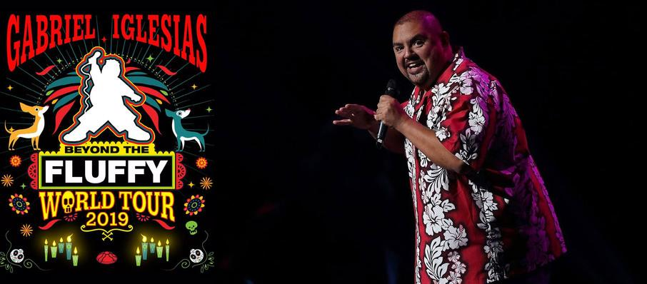 Gabriel Iglesias at Hard Rock Event Center