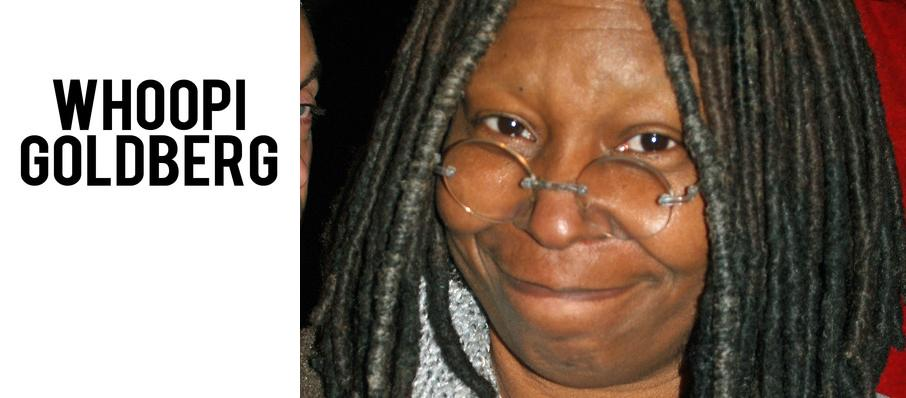 Whoopi Goldberg at Hard Rock Event Center