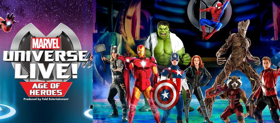 Marvel Universe Live! at BB&T Center