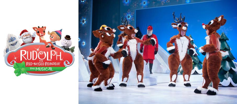 Rudolph the Red-Nosed Reindeer at Great Hall