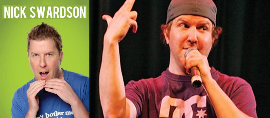 Nick Swardson at Parker Playhouse