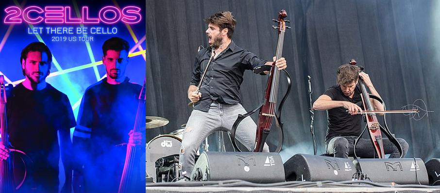2Cellos at Au-Rene Theater
