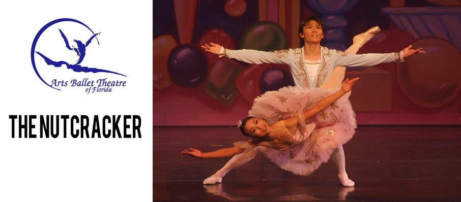 Arts Ballet Theatre of Florida: The Nutcracker at Parker Playhouse