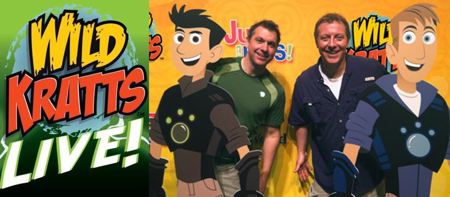 Wild Kratts - Live at Coral Springs Center For The Arts