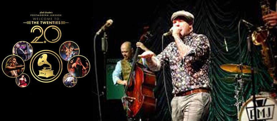 Postmodern Jukebox at Coral Springs Center For The Arts
