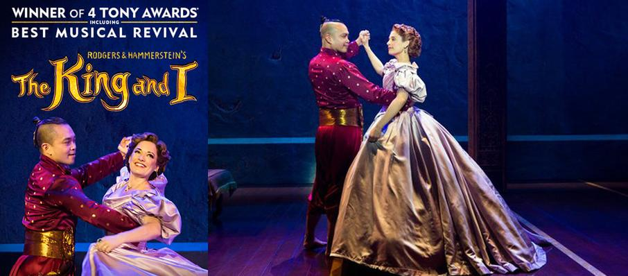 Rodgers & Hammerstein's The King and I at Au-Rene Theater