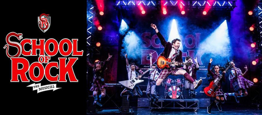 School of Rock at Au-Rene Theater