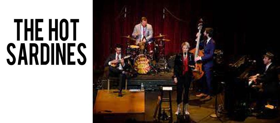 The Hot Sardines at Amaturo Theater