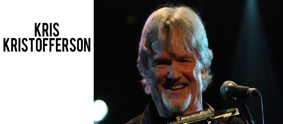 Kris Kristofferson at Parker Playhouse