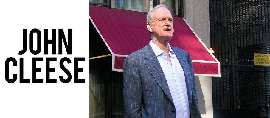 John Cleese at Au-Rene Theater