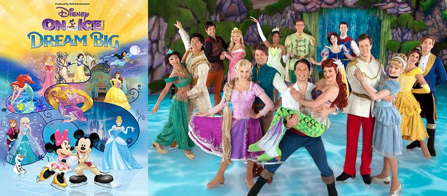Disney On Ice: Dream Big at BB&T Center