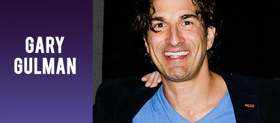 Gary Gulman at Amaturo Theater