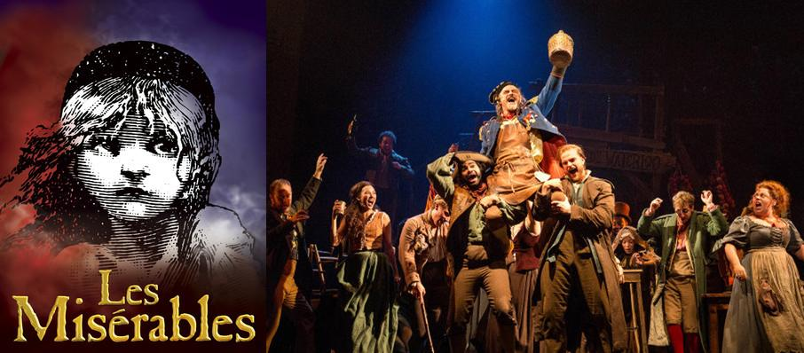 Les Miserables at Au-Rene Theater