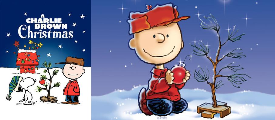 Charlie Brown Christmas at Coral Springs Center For The Arts