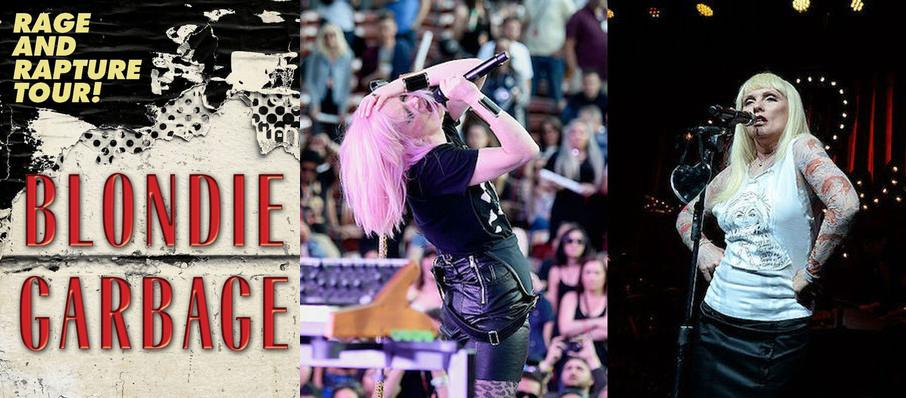 Blondie and Garbage at Hard Rock Live At The Seminole Hard Rock Hotel & Casino