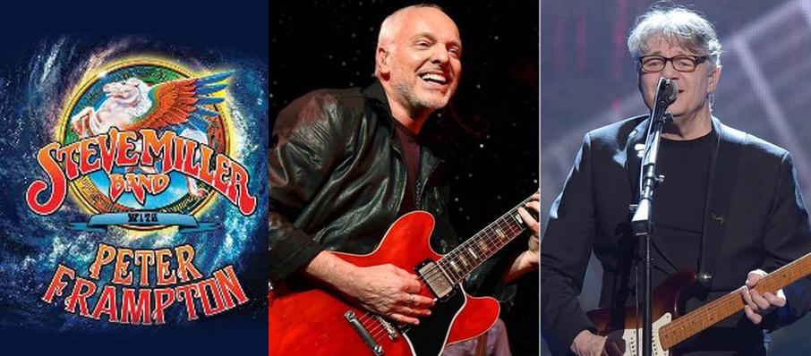 Steve Miller Band with Peter Frampton at Hard Rock Event Center