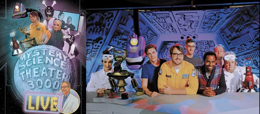 Mystery Science Theater 3000 Live at Parker Playhouse