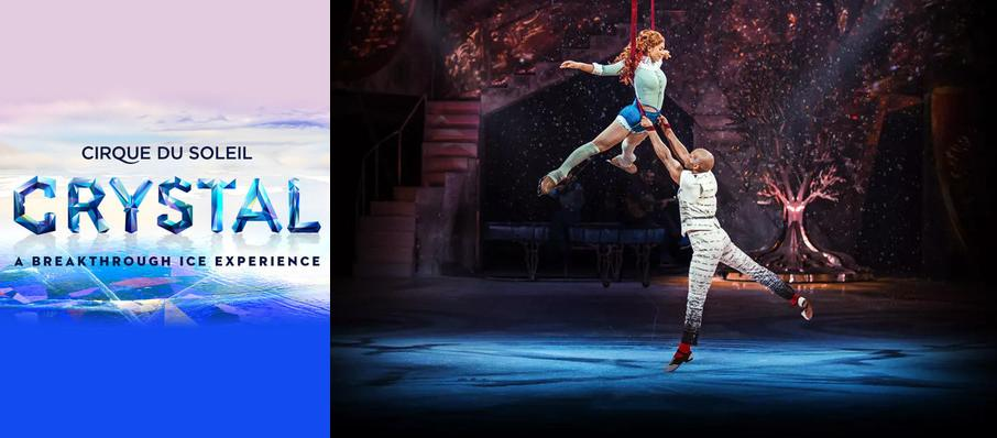 Cirque Du Soleil - Crystal at BB&T Center