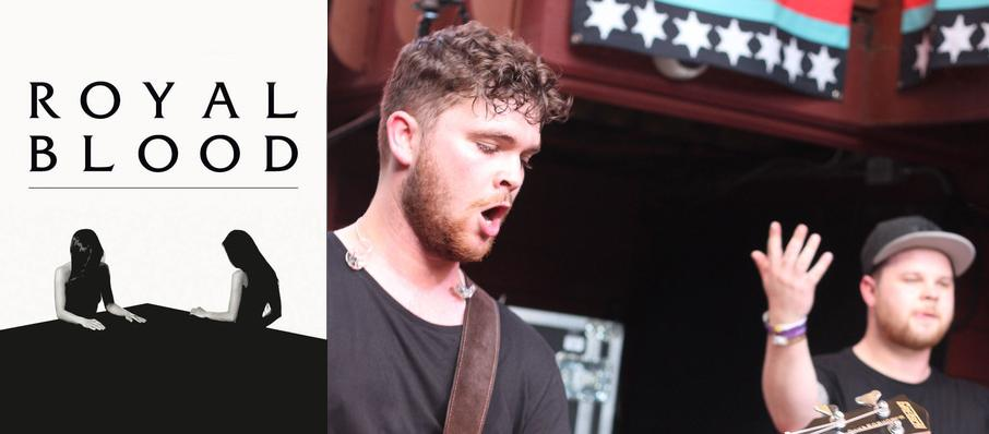 Royal Blood at Revolution Live
