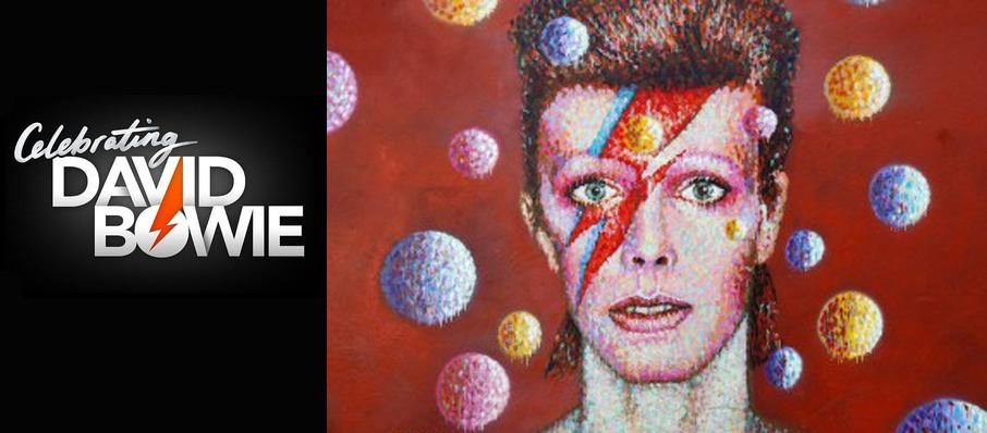 Celebrating David Bowie at Parker Playhouse