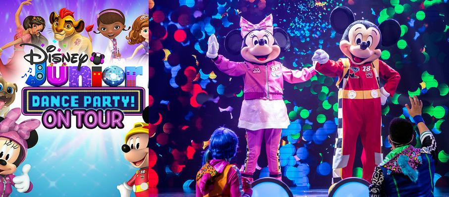 Disney Junior Live: Dance Party at Au-Rene Theater