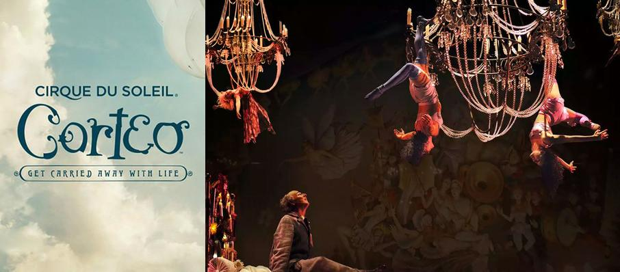 Cirque du Soleil - Corteo at BB&T Center