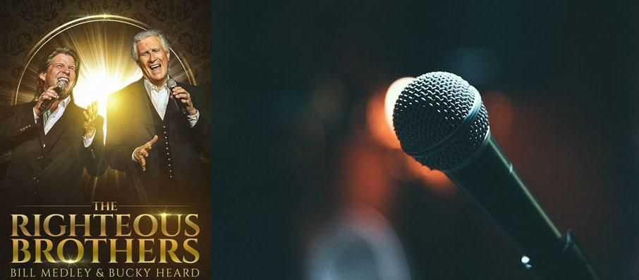 The Righteous Brothers at Parker Playhouse