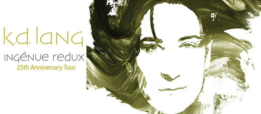 K.D. lang at Au-Rene Theater
