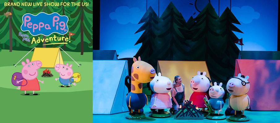 Peppa Pig Live at Coral Springs Center For The Arts