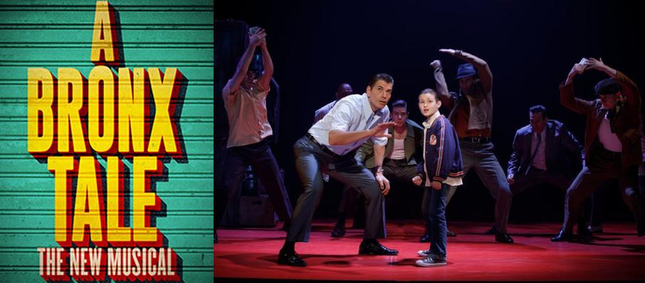 A Bronx Tale at Au-Rene Theater