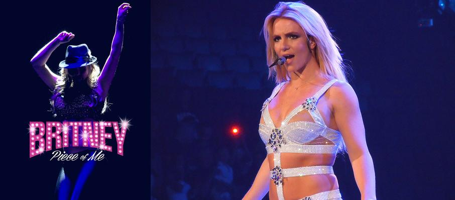 Britney Spears at Hard Rock Event Center