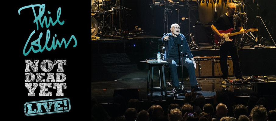 Phil Collins at BB&T Center