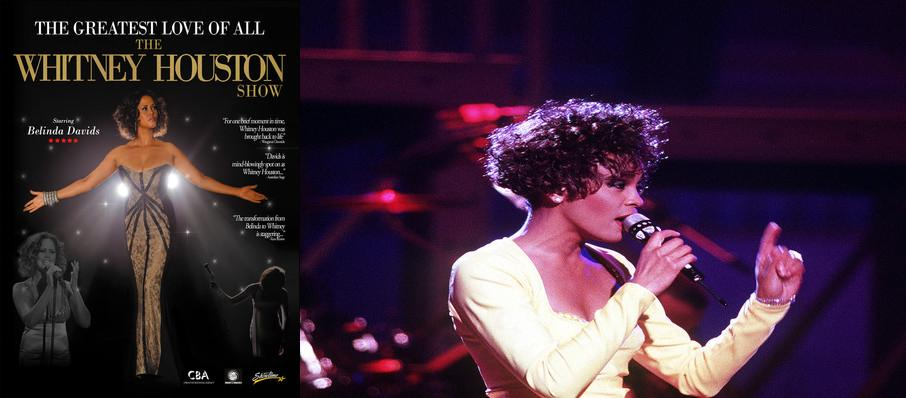 The Greatest Love of All - Whitney Houston Tribute at Au-Rene Theater