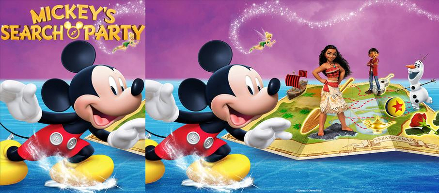 Disney on Ice: Mickey's Search Party at BB&T Center