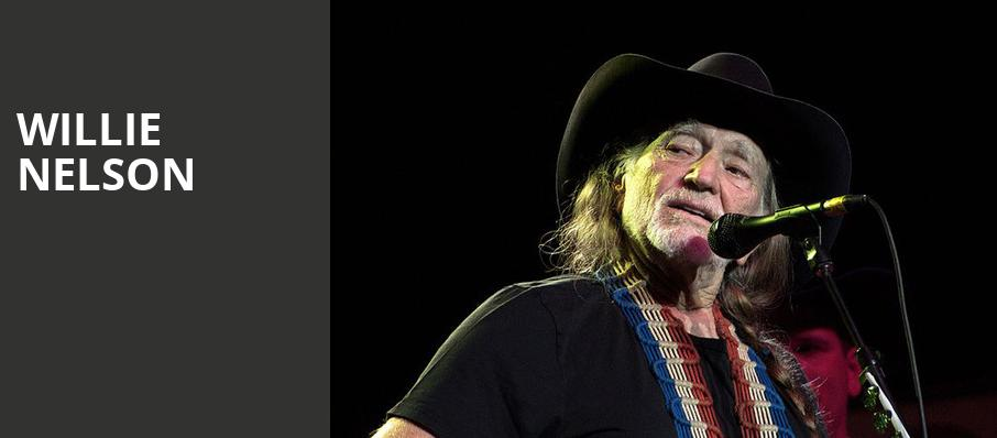 Willie Nelson, Au Rene Theater, Fort Lauderdale