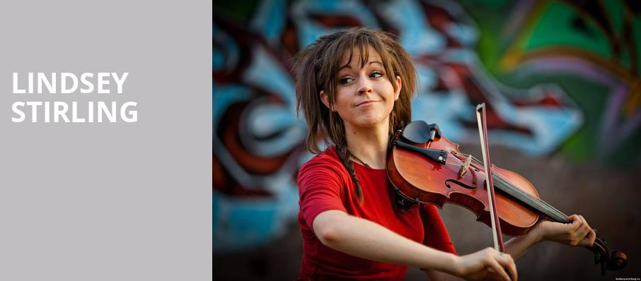 Lindsey Stirling, Au Rene Theater, Fort Lauderdale